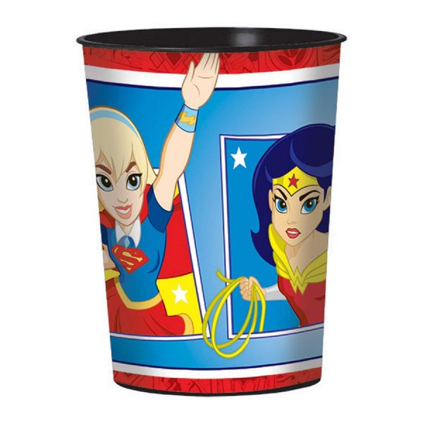DC Super Hero Girls Favour Cup